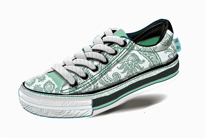 ps帆布鞋