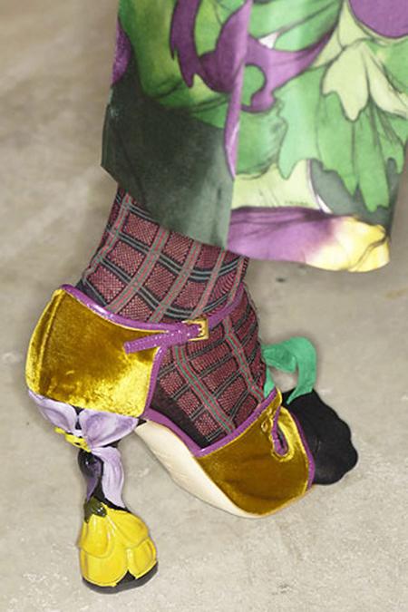 鞋帽时尚收集