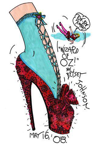 最新女士复古皮鞋效果图