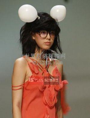 韩国 首尔时装周S S 09 画报