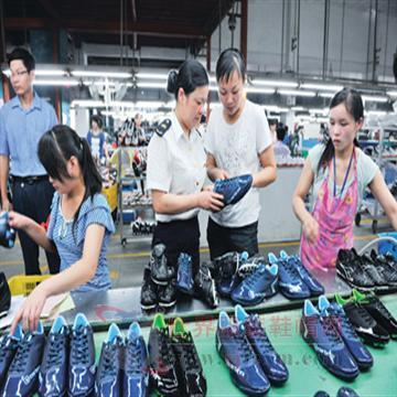 前六月莆田鞋类出口增长明显
