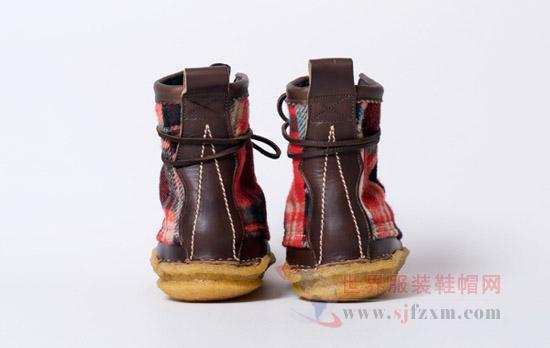 美国高级制鞋品牌Yuketen推出HuntBoots印第安狩猎靴