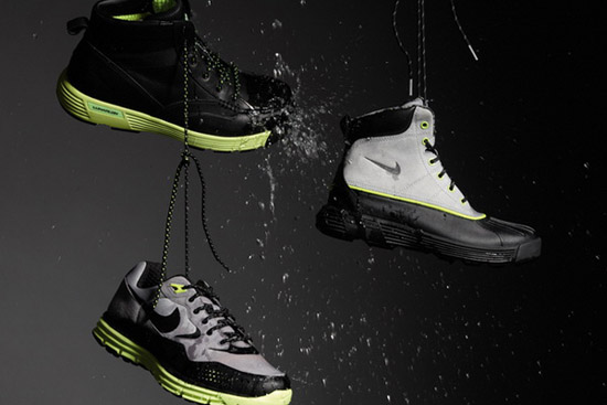 NikeSportswear2010第四季Holiday假日期Lunar系列