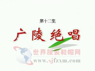 [百家讲坛]竹林七贤12广陵绝唱