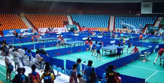 帮登赞助2011年全国少儿乒乓球锦标赛-世界服