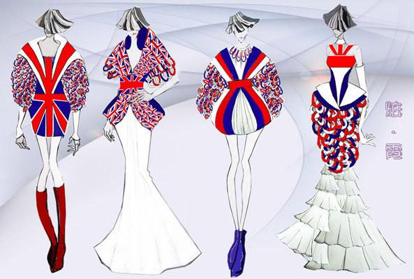 第20届中国国际青年设计师时装作品大赛初评揭晓