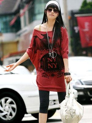 穿衣经:红色服饰的搭配秘诀