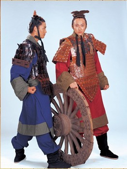 中国古代服饰大赏析图片