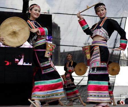 少数民族服饰文化之民族服饰色彩