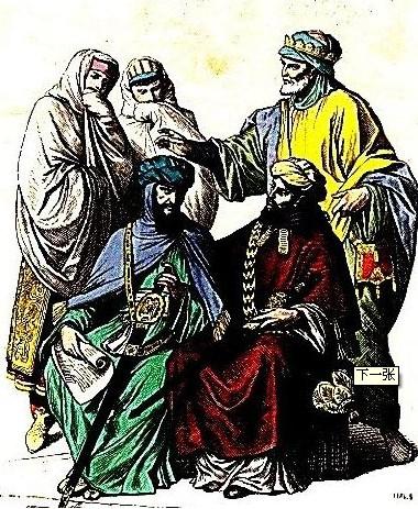 寻找古代服饰中的时尚元素之古埃及服饰图片