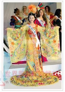 中国民族服饰文化 隋唐汉族服饰文化图片