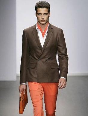 男士西装扣子的扣法 小细节有时候也可决定大气场
