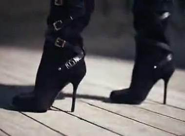 迪奥2012秋冬女鞋发布