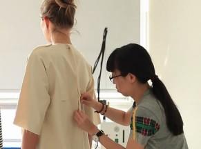 专访新锐设计师苏仁莉  感受服装设计的整个过程
