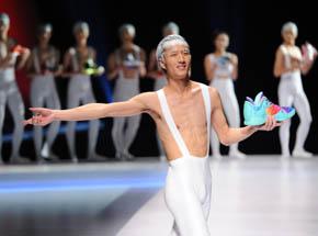 乔丹杯第7届中国运动装备设计大赛 冯玲玲获得运动装金奖