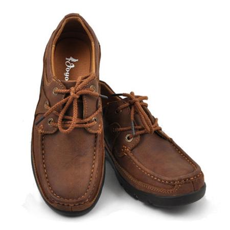 男士休闲鞋的搭配技巧