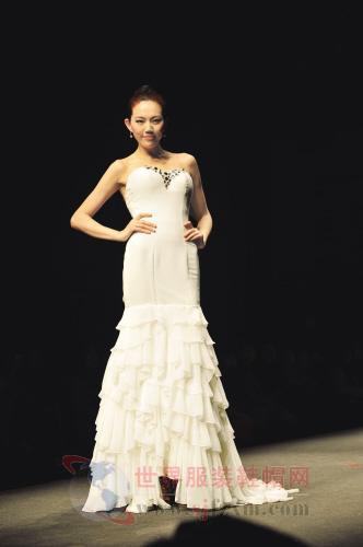 大连2013春季时装周:中小企业是主角