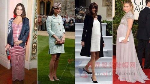 时髦孕妇装 时装界的另类服装