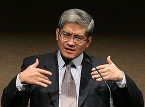 """郎咸平獨家評論""""剩者""""馬云(一)"""