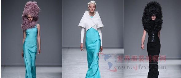 细数巴黎时装周秀场上那些令人惊艳的礼服