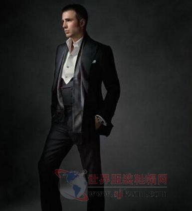 男士西服礼仪与搭配 盘点穿衣的禁忌