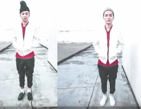 2014男装搭配技巧   让型格形影不离