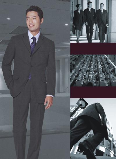 男士商务着装礼仪国际标准