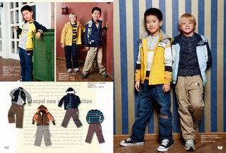 中国十大最受欢迎的童装品牌排行榜