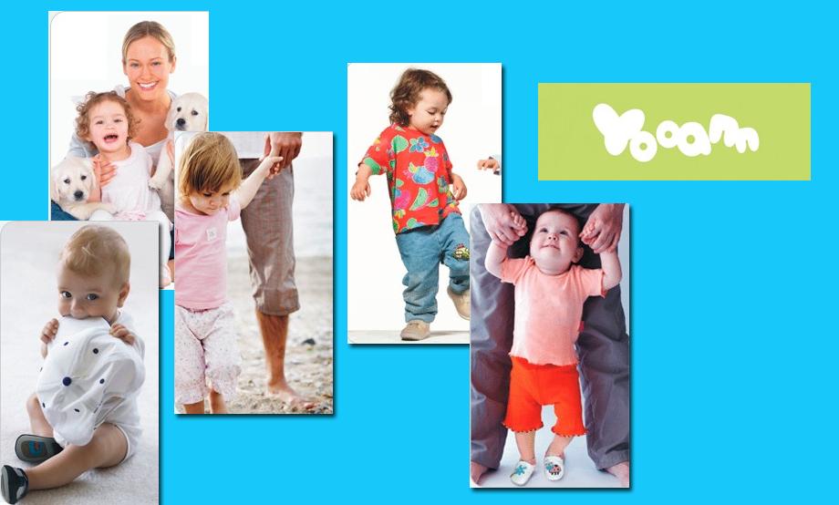 来自美国的婴童鞋品牌——优安(Yooann)