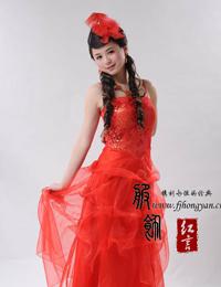 红言新娘服饰诚招全国各地加盟商