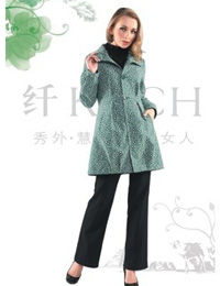 中国成熟女装纤K&CH全国招商!