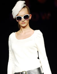上海米欧时装
