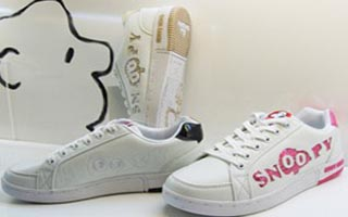 史努比(SNOOPY)女鞋